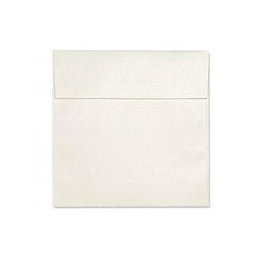 LUX 6 1/2 x 6 1/2 Square Envelopes 250/Box, Quartz Metallic (8535-08-250)