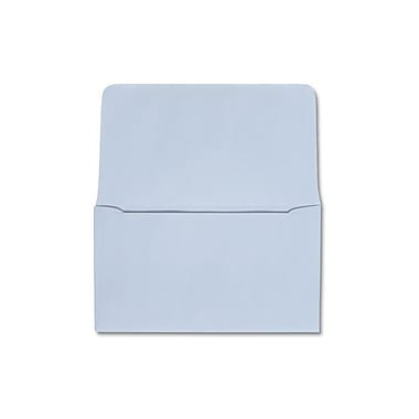 LUX Moistenable Glue 6 1/4 Remittance Envelopes (3 1/2 x 6 Closed) 500/Pack, Pastel Gray (R257-500)