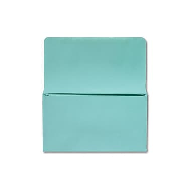 LUX Moistenable Glue - 6 1/4 Remittance Envelopes (3 1/2 x 6 Closed) - 500/Pack - Pastel Green (R255-500)