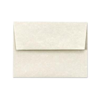 LUX A1 Invitation Envelopes (3 5/8 x 5 1/8) 500/Box, Cream Parchment (6665-11-500)