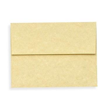LUX A1 Invitation Envelopes (3 5/8 x 5 1/8) 250/Box, Gold Parchment (6665-14-250)