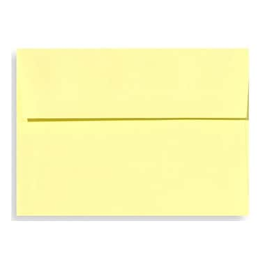 LUX A1 Invitation Envelopes (3 5/8 x 5 1/8) 1000/Box, Lemonade (EX4865-15-1000)