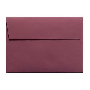 LUX A1 Invitation Envelopes (3 5/8 x 5 1/8) 500/Box, Vintage Plum (LUX-4865-104-25)
