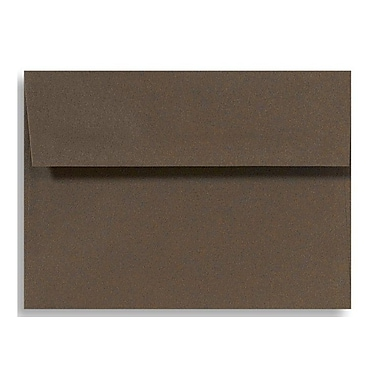 LUX A2 (4 3/8 x 5 3/4) - Chocolate 500/Box, Chocolate (EX4870-17-500)