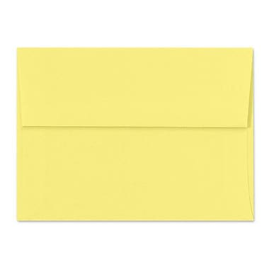 LUX A2 (4 3/8 x 5 3/4) 250/Box, Pastel Canary (SH4270-02-250)