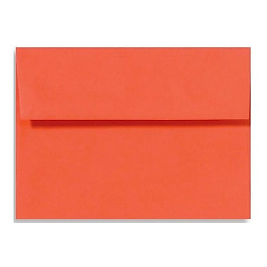 LUX A2 (4 3/8 x 5 3/4) 50/Box, Tangerine (LUX-4870-112-50)
