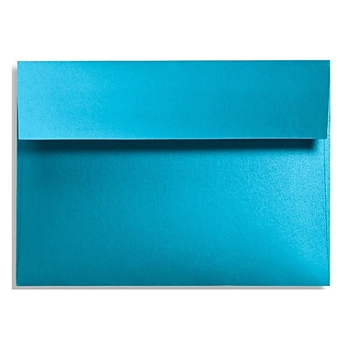 LUX A2 (4 3/8 x 5 3/4) 500/Box, Trendy Teal (FA4870-07-500)