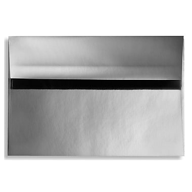 LUX A6 Invitation Envelopes (4 3/4 x 6 1/2) 50/Box, Mirror (MR4875-01-50)