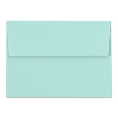 LUX A6 Invitation Envelopes (4 3/4 x 6 1/2) 1000/Box, Seafoam (LUX-48751131000)
