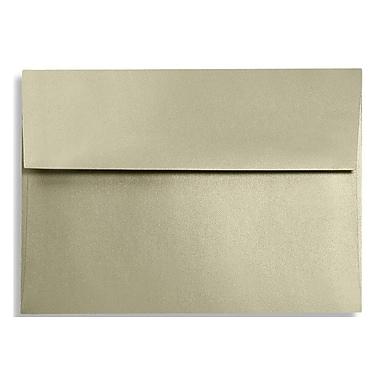 LUX A6 Invitation Envelopes (4 3/4 x 6 1/2) 1000/Box, Silversand (FA4875-05-1000)