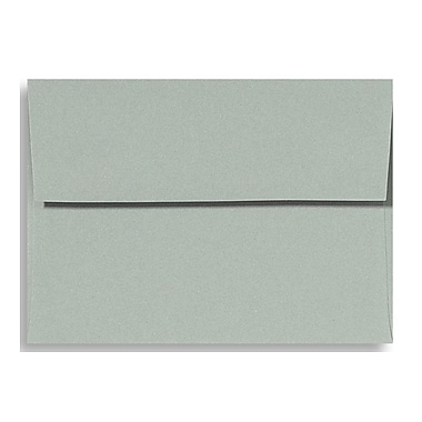 LUX A6 Invitation Envelopes (4 3/4 x 6 1/2) 250/Box, Slate (ET4875-14-250)