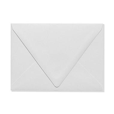 LUX A7 Contour Flap Envelopes (5 1/4 x 7 1/4) 1000/Box, White - 100% Recycled (1880-WPC-1000)