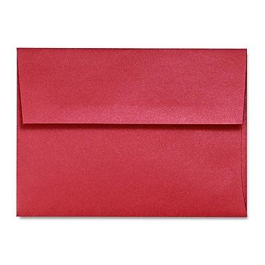 LUX A7 Invitation Envelopes (5 1/4 x 7 1/4) 250/Box, Jupiter Metallic (5380-20-250)