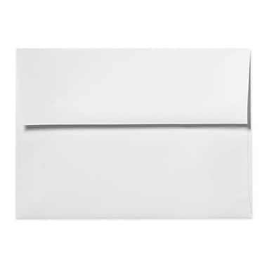 LUX A8 Invitation Envelopes (5 1/2 x 8 1/8) 50/Box, 70lb. Bright White (20743-50)