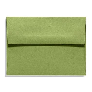 LUX A9 Invitation Envelopes (5 3/4 x 8 3/4) 250/Box, Avocado (EX4895-27-250)