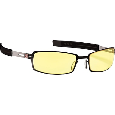 Gunnar Optiks Paralex Advanced Gaming Eyewear, Gloss Onyx