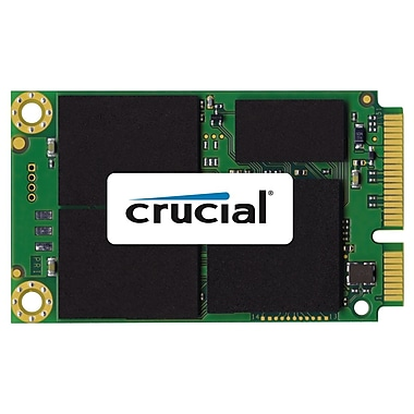 Micron Crucial M500 2 1/2in. mSATA Internal Solid State Drive, 120GB