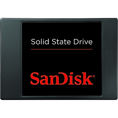 SanDisk Ultra Plus 2 1/2in. SATA Internal Solid State Drive, 128 GB