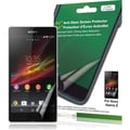 Green Onions Supply AG+ Anti-Glare Screen Protector For Sony Xperia Z, Matte