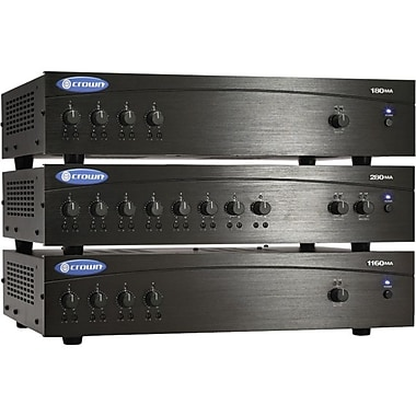 Harman Crown 1160MA Business Music Mixer Amplifier