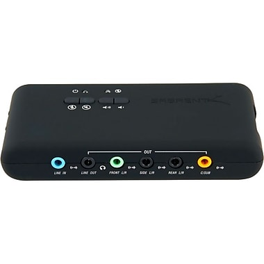 Sabrent 8 Channel External Sound Box