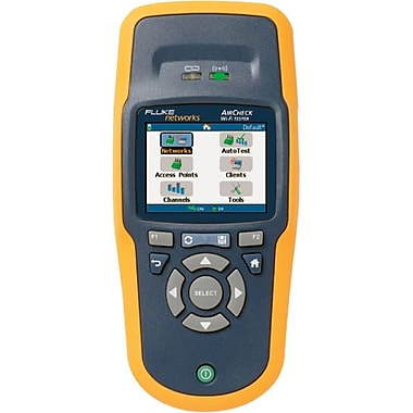 Fluke Networks AirCheck Ultimate Network Tech Troubleshooting Kit