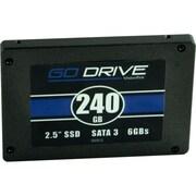 Visiontek GoDrive 2 1/2 SATA Internal Solid State Drive, 240GB
