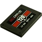 "Visiontek GoDrive 2 1/2"" SATA III Internal Solid State Drive, 120GB"