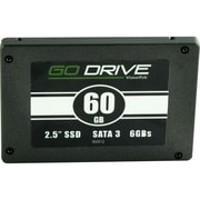 Visiontek GoDrive 2 1/2 SATA Internal Solid State Drive, 60GB