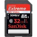 SanDisk Extreme SDHC 32GB UHS-I Memory Card
