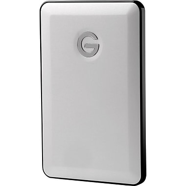 G-Technology G-DRIVE Slim 5400 RPM USB External Hard Drive, 500GB