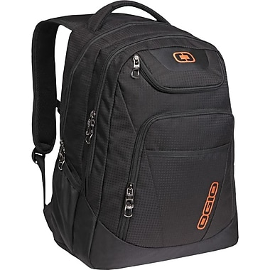 OGIO Tribune Backpack For 17in. Laptop, iPad, Black