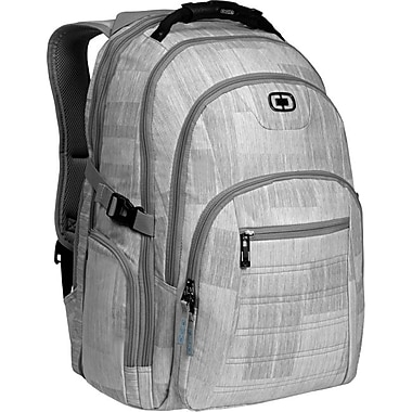 OGIO Urban Backpack For 17in. Laptop, iPad, Envelope Gray
