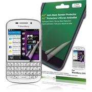 Green Onions Supply AG+ Anti-Glare Screen Protector for BlackBerry Q10, 2/Pack (RT-SPBBQ1002HD)