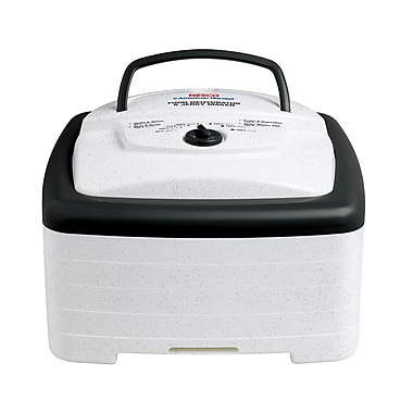Nesco® FD-80 700W Snackmaster® Square Dehydrator and Jerky Maker