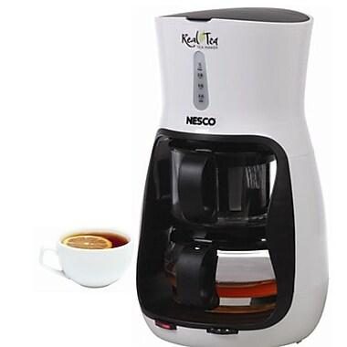 Nesco® 1200W 1 Liter Real Hot Tea Maker, White