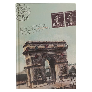 Eccolo™ Arc de Triomphe Passport Journal