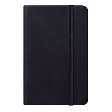 Eccolo™ Faux Leather Small Cool Jazz Pocket Journals