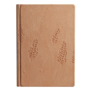 Eccolo™ Italian Leather Wheat Journal, Beige