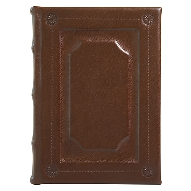 Eccolo™ Italian Leather Firenze Journal, Brown