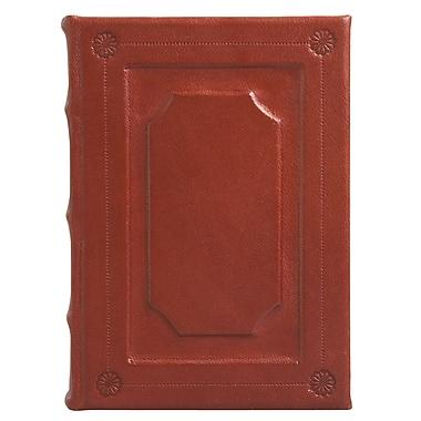 Eccolo™ Italian Leather Firenze Journal, Burgundy