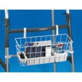 Ableware Deluxe Walker Basket with Stabilizing Bars