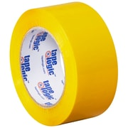 Tape Logic 2 x 110 yds. x 2.2 mil Carton Sealing Tape, Yellow, 6/Pack