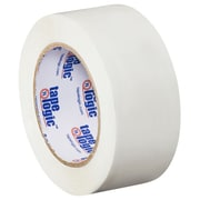 Tape Logic 2 x 110 yds. x 2.2 mil Carton Sealing Tape, White, 6/Pack