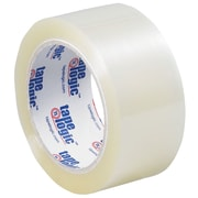 "Tape Logic® Acrylic Tape, 1.6 Mil, 2"" x 110 yds., Clear, 36/Case"