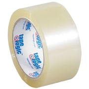 "Tape Logic 2"" x 55 yds. x 2.6 mil Carton Sealing Tape, Clear, 6/Pack"