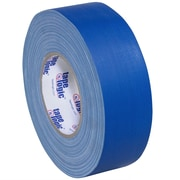 Tape Logic 2 x 60 yds. x 11 mil Gaffers Tape, Blue, 3/Pack