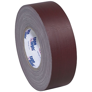 Tape Logic 2in. x 60 yds. x 11 mil Gaffers Tape, Brown, 3/Pack