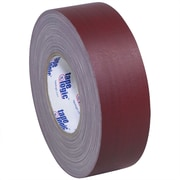 "Tape Logic® Gaffers Tape, 11 Mil, 2"" x 60 yds., Burgundy, 24/Case"