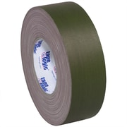 "Tape Logic® Gaffers Tape, 11 Mil, 2"" x 60 yds., Olive Green, 24/Case"